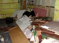 建築・解体現場等の廃棄処理